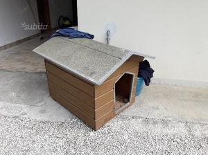 Cuccia cane genova posot class for Cuccia in vetroresina
