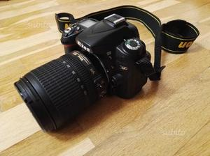 Nikon D90, Nikkor , SD 8gb come nuovi
