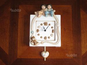 Orologio da parete della thun prato posot class for Sveglia thun prezzo