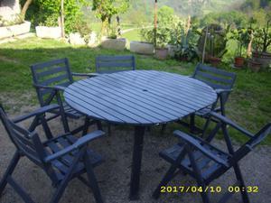 Tavolo pieghevole sedie pieghevoli posot class - Sedie da giardino pieghevoli ...