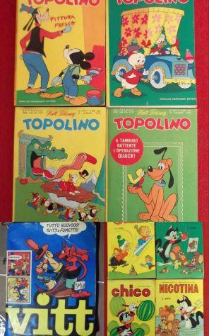 TOPOLINO 34 NUMERI  SOLDINO+1 CHICO+2 NICOTINA+DIARIO