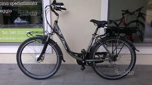 2- city bike elettrica