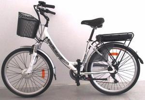 45- city bike elettrica a pedalata assistita
