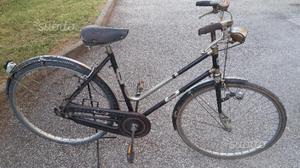 Bicicletta da donna vintage da 26 Fabo nera