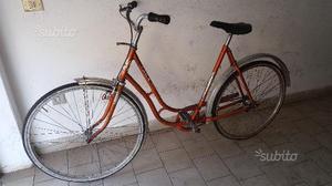 Bicicletta da donna vintage da 26 freno a pedale