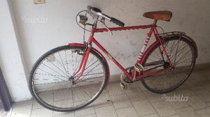 City Bike uomo vintage da 28 imperial rossa