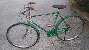City Bike uomo vintage da 28 torpado verde