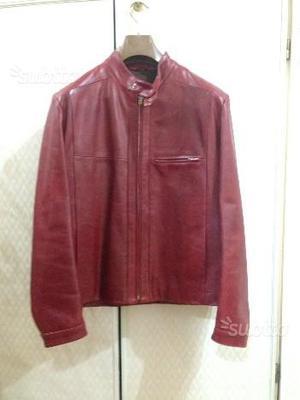 Stewart jacket giacca in pelle uomo vintage