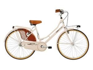 "Bicicletta Vintage Da Donna 26"" H45 Cicli Adriatica Week-end"