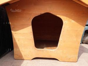 Cuccia in legno di Abete, grande
