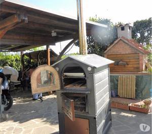 Forno legna gemignani posot class - Forno per pizza da giardino ...
