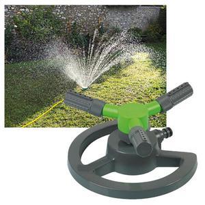 Irrigatore Rotante Su Base Con 3 Braccia Per Irrigazione