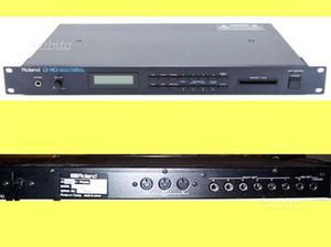 Roland d110 sintetizzatore expander