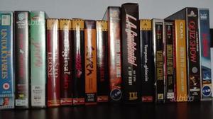 30 videocassette VHS originali