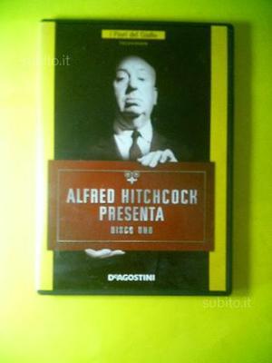 Alfred hitchcock disco uno giallo