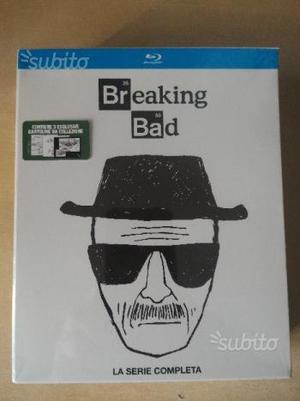 Breaking Bad - La Serie Completa Blu Ray