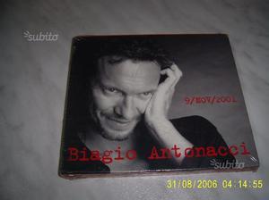 CD Biagio Antonacci 9/nov/