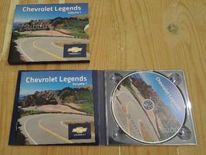 CD Chevrolet Legends Volume 1