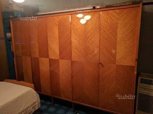 Camera da letto completa anni 40 posot class - Camera da letto anni 40 ...