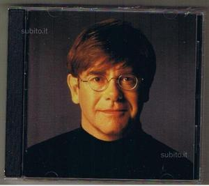 "Cd - elton john ""made in england "" ()"