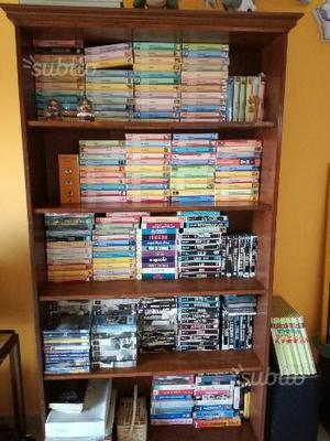 Collezione 200 videocassette Vhs