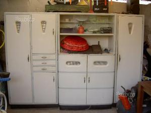 Credenza vetrina da cucina anni | Posot Class