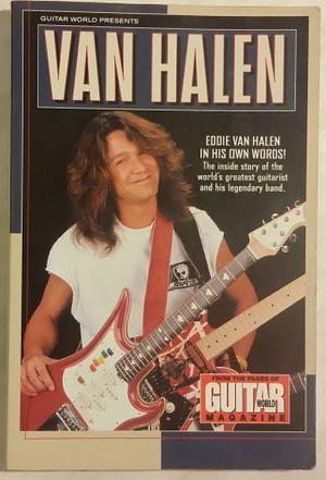 Eddie Van Halen in his own world Content Developers, INC.&