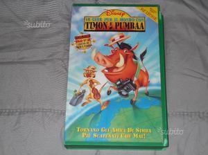 Il giro per il mondo con Timon e Pumbaa () VHS
