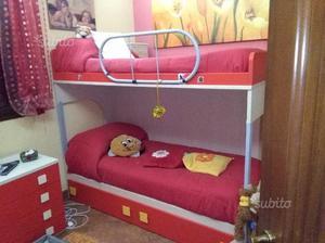 Scaletta ikea x letto a castello posot class for Ikea letto a castello
