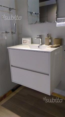 Mobile bagno bianco - Low Cost