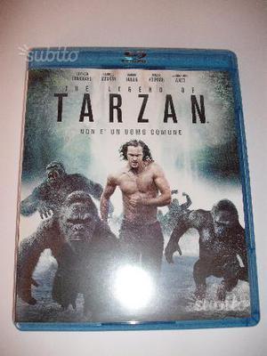 The Legend Of Tarzan blu ray