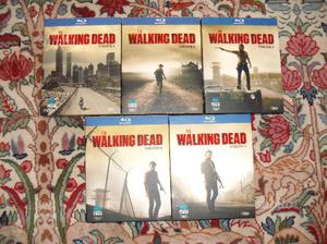 The Walking Dead stagioni complete blu ray