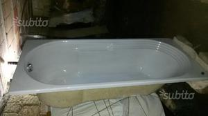 Vasca bagno vintage posot class - Vasca da bagno standard ...
