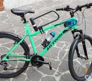 Vendo bici MTB Rockrider verde
