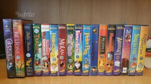 Videocassette VHS Disney e 20th Century Fox