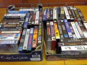 Videocassette film anni 80