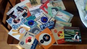 Vinili 45 giri musica varia