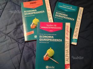 Libri test giurisprudenza economia posot class for Test ingresso economia
