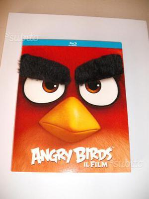 Angry Birds Il Film blu ray