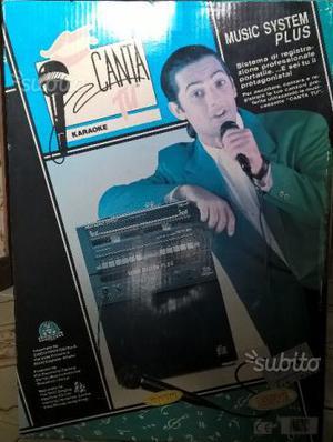 Canta Tu karaoke