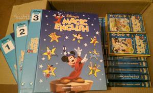Cassette magic english