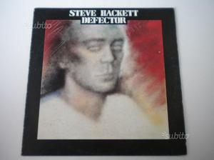 Due lp, album a 33 giri Steve Hackett & Tony Banks