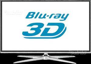 Film in 3D - Blu Ray 3D
