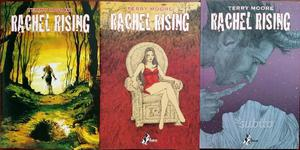 GRAPHIC NOVEL - RACHEL RISING vol. 1,2,3