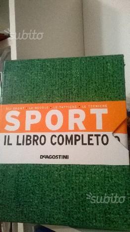 Il libro completo degli sport - De Agostini