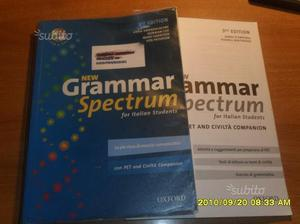 Isbn  new grammar spectrum