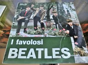LP I favolosi Beatles The Beatles PARLOPHON RED