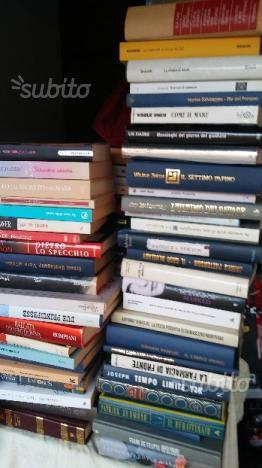 Libri di vario genere.romanzi vari autori
