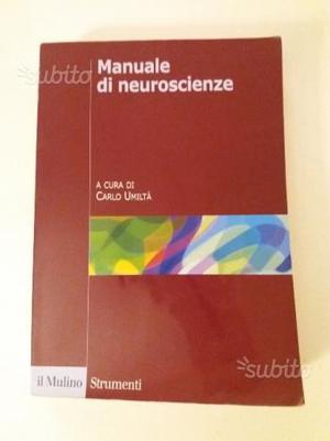 Libro corso laurea Scienze Tecniche Psicologiche
