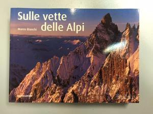 Libro illustrato Sulle vette delle Alpi Mondadori